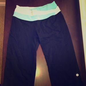 Crop lululemon pants